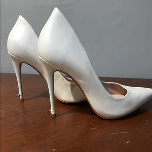 Aldo Shoes | Aldo Cassedy White Heels